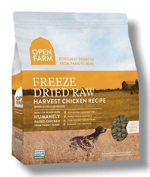 Open Farm Open Farm \ Freeze Dried Raw \ Chicken 13.5oz
