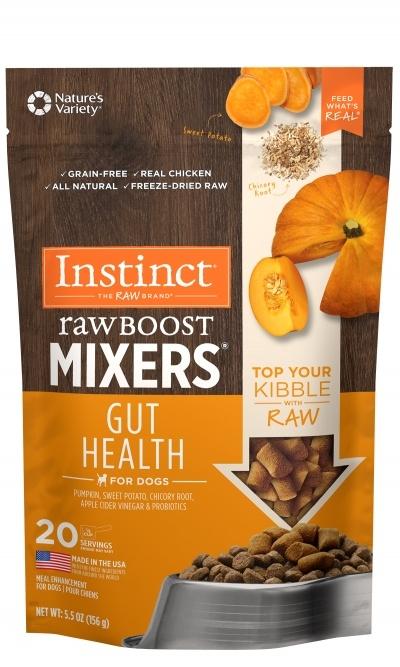 NATURE'S VARIETY NV Instinct - Raw Boost Mixers Gut Health 5.5 oz