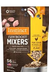 NATURE'S VARIETY Instinct Raw Boost Mixers Chicken 14oz