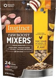 NATURE'S VARIETY Instinct Raw Boost Mixers Chicken 6oz