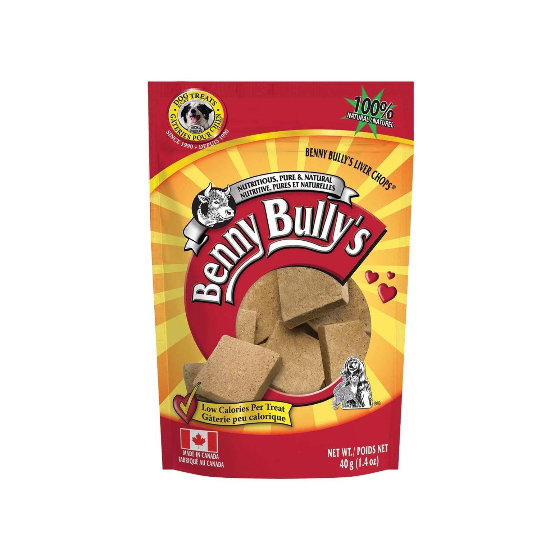 Benny Bullys Benny Bully's Beef Liver 40g
