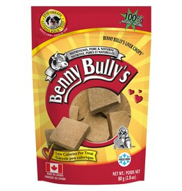 Benny Bullys Benny Bully's Beef Liver 80g