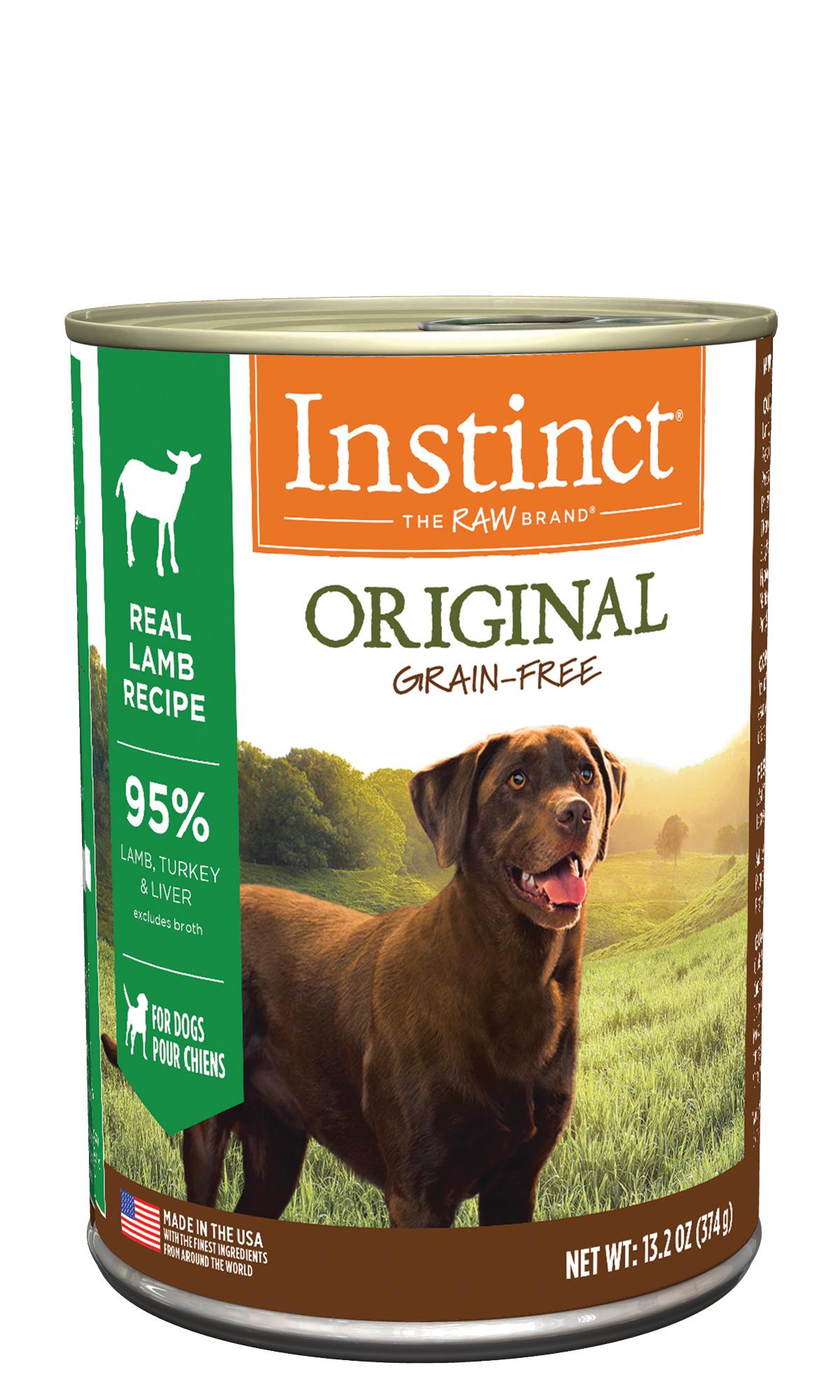 Instinct Instinct- Lamb 13.2oz