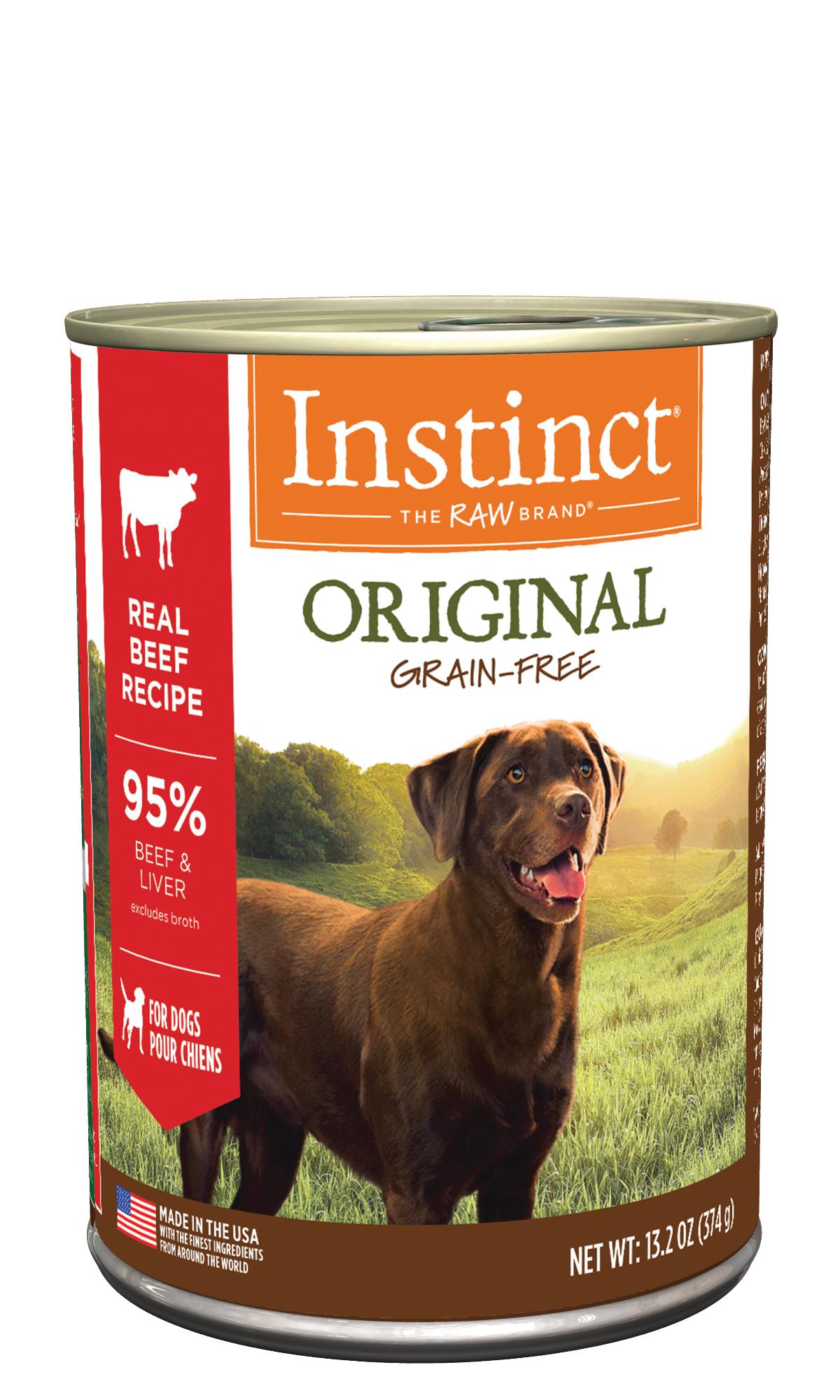 Instinct NV Instinct - Beef 13.2oz