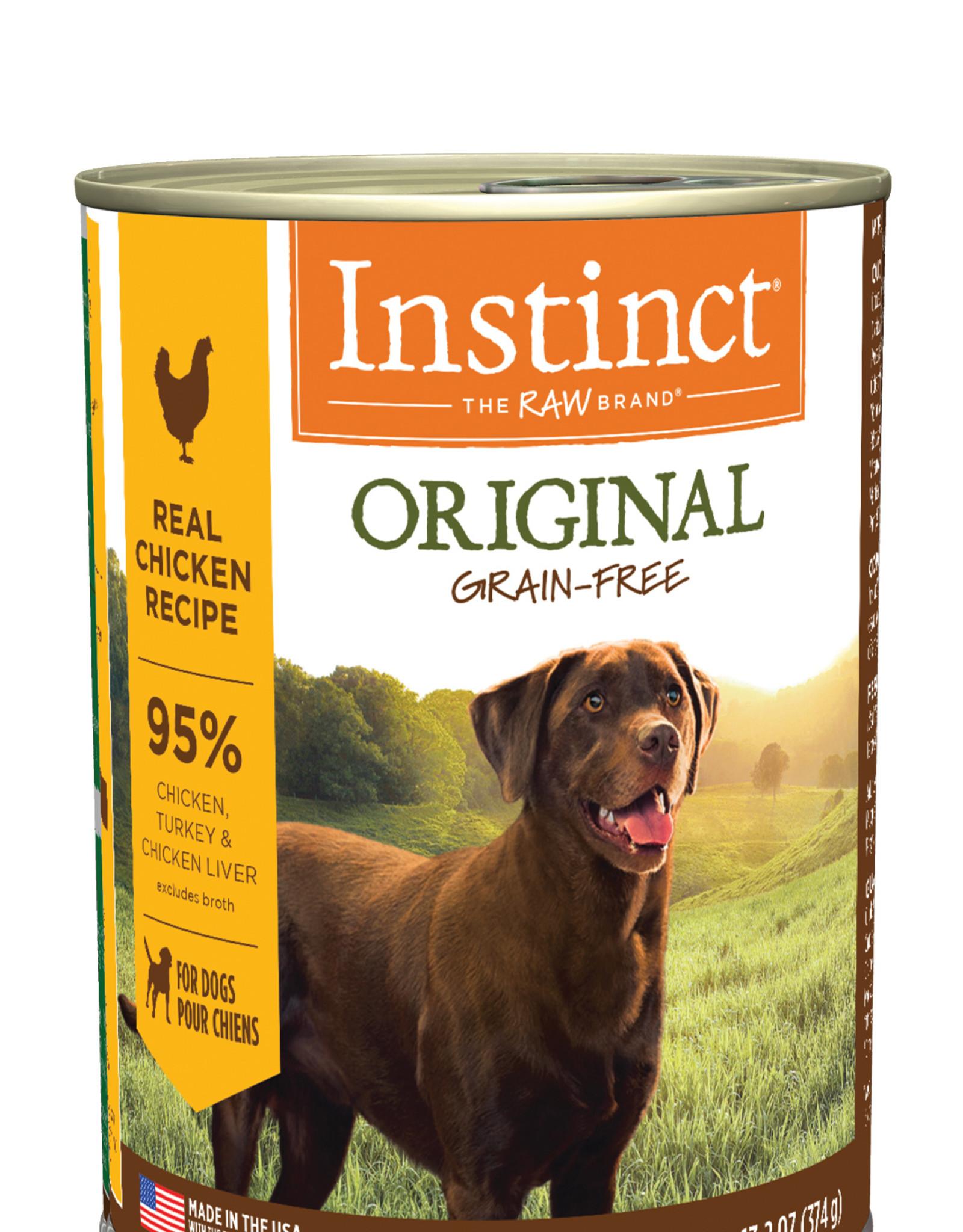 Instinct Instinct- Chicken 13.2oz