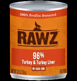 Rawz Rawz- Turkey & Turkey Liver
