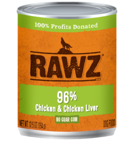 Rawz Rawz- Chicken & Chicken Liver