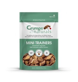 CRUMPS Mini Trainers Chicken 4.2 oz