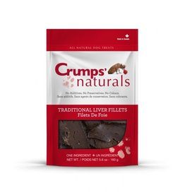 CRUMPS Traditional Liver Fillets 5.6oz
