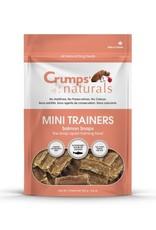 CRUMPS Mini Trainers Salmon Snaps 4.2 oz