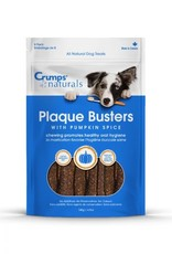 CRUMPS Plaque Busters with Pumpkin Spice 4.9oz