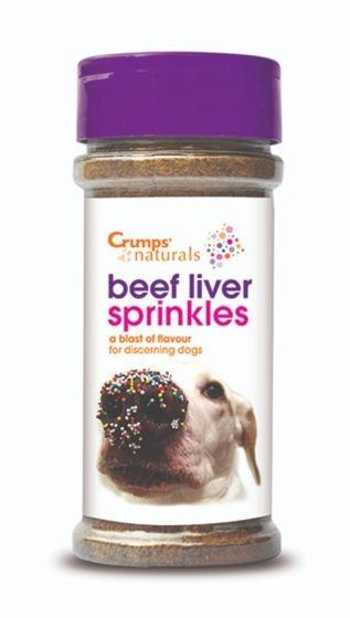 Crumps' Beef Liver Sprinkles 160g
