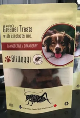 Marley's Greener Treats with Crickets - Cranberry