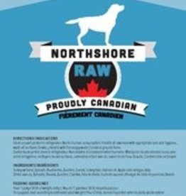 Northshore Raw Northshore Raw Turkey 16lb