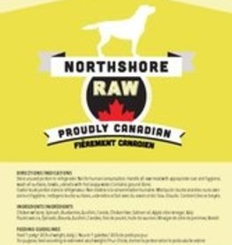 Northshore Raw Northshore Raw Chicken  16lb