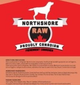 Northshore Raw Northshore Raw Beef 8lbs