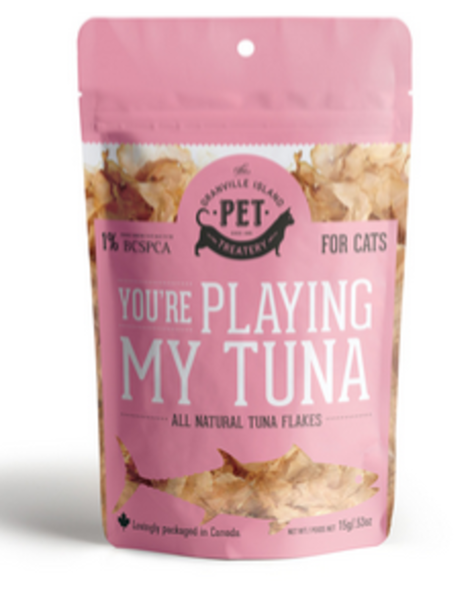 You're Playing My Tuna Flakes for Cat 15g