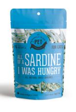 All Of A Sardine I Was Hungry Dried Sardines 50g
