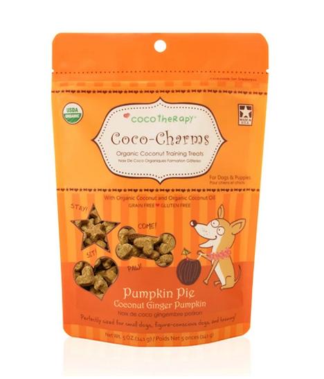 Coco-Charms Pumpkin Pie