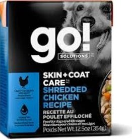 Go Go! Dog Shredded Chicken 12.5oz