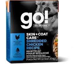 Go Go! Dog Shredded Chicken 12.5oz