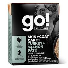Go Go! Dog Turkey + Salmon 12.5 oz