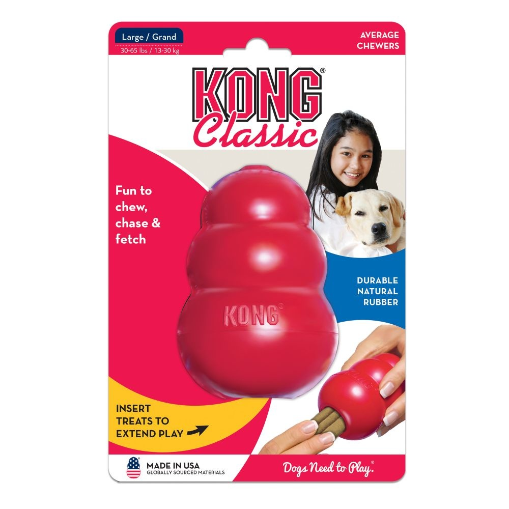 Kong Classic Large Red