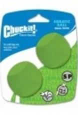 Chuckit Erratic Ball Small (2 pk)