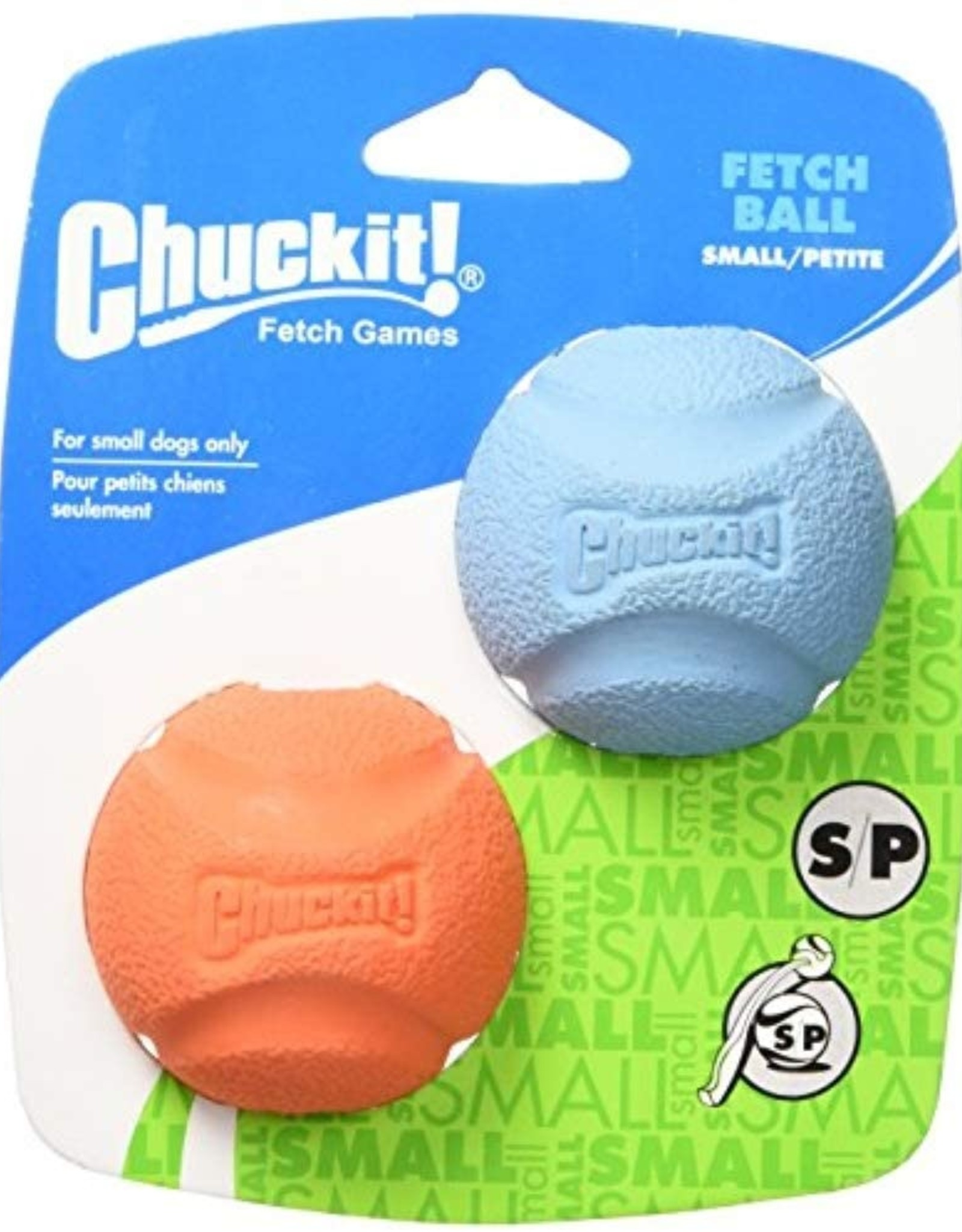 Chuckit! Fetch Ball Small (2 pk)