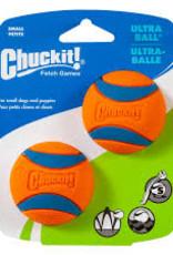 Chuckit Ultra Ball Small (2 pk)