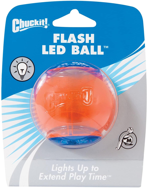 Chuckit! LED Flash Ball Medium