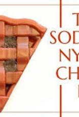 Sodapup Sodapup Cherry Pie Treat Holder & Power Chew