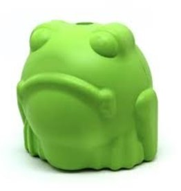 Mutts Kick Butts Mutts Kick Butt Bull Frog Treat Dispenser Chew Toy