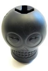 Mutts Kick Butts Mutts Kick Butt Sugar Skull Treat Dispenser & Chew Toy