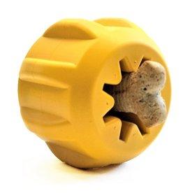 Industrial Dog Industrial Dog Gear Treat Holder & Chew Toy
