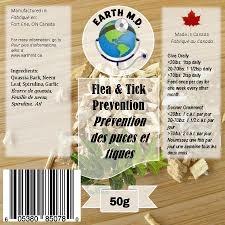 Earth MD Earth MD Flea & Tick Prevention 50g