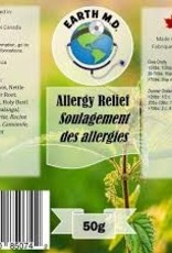 Earth MD Earth MD Allergy Relief 50g