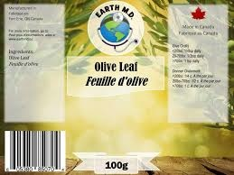 Earth MD Earth MD Olive Leaf 100g