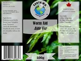 Earth MD Earth MD DE Plus (Worm Aid) 50 g