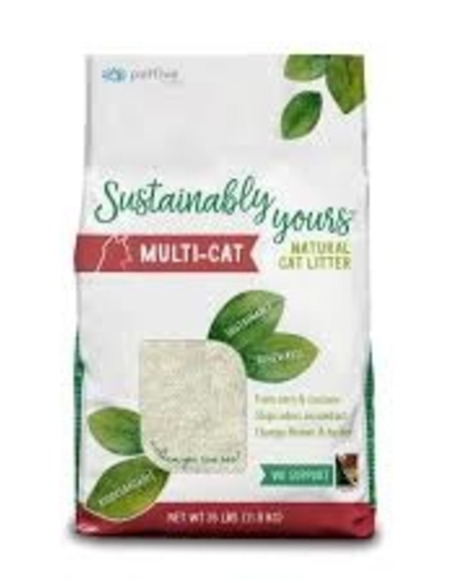 Sustainably Yours Multi-Cat plus 26lbs