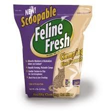 FELINE FRESH SCOOPABLE PINE 6LB