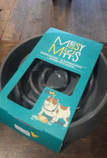MESSY MUTTS Interactive Slow-Feeder 9.8""