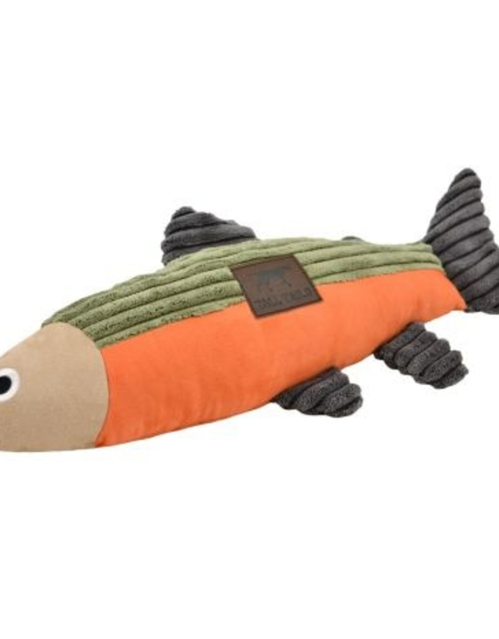 Tall Tails Tall Tails Plush Fish with Squeaker L
