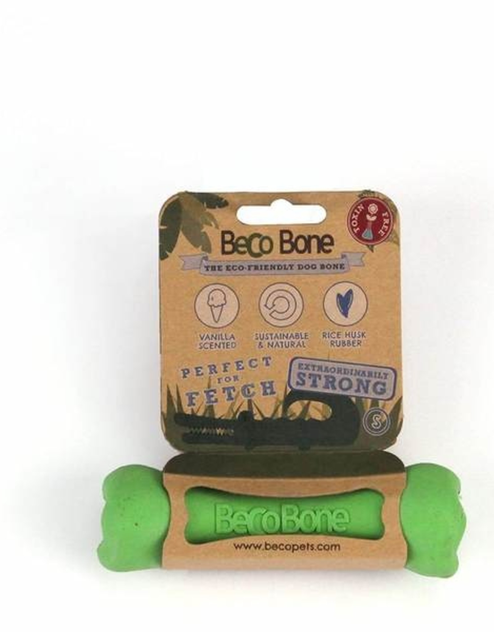 Beco Pets Beco Bone (Medium) Green