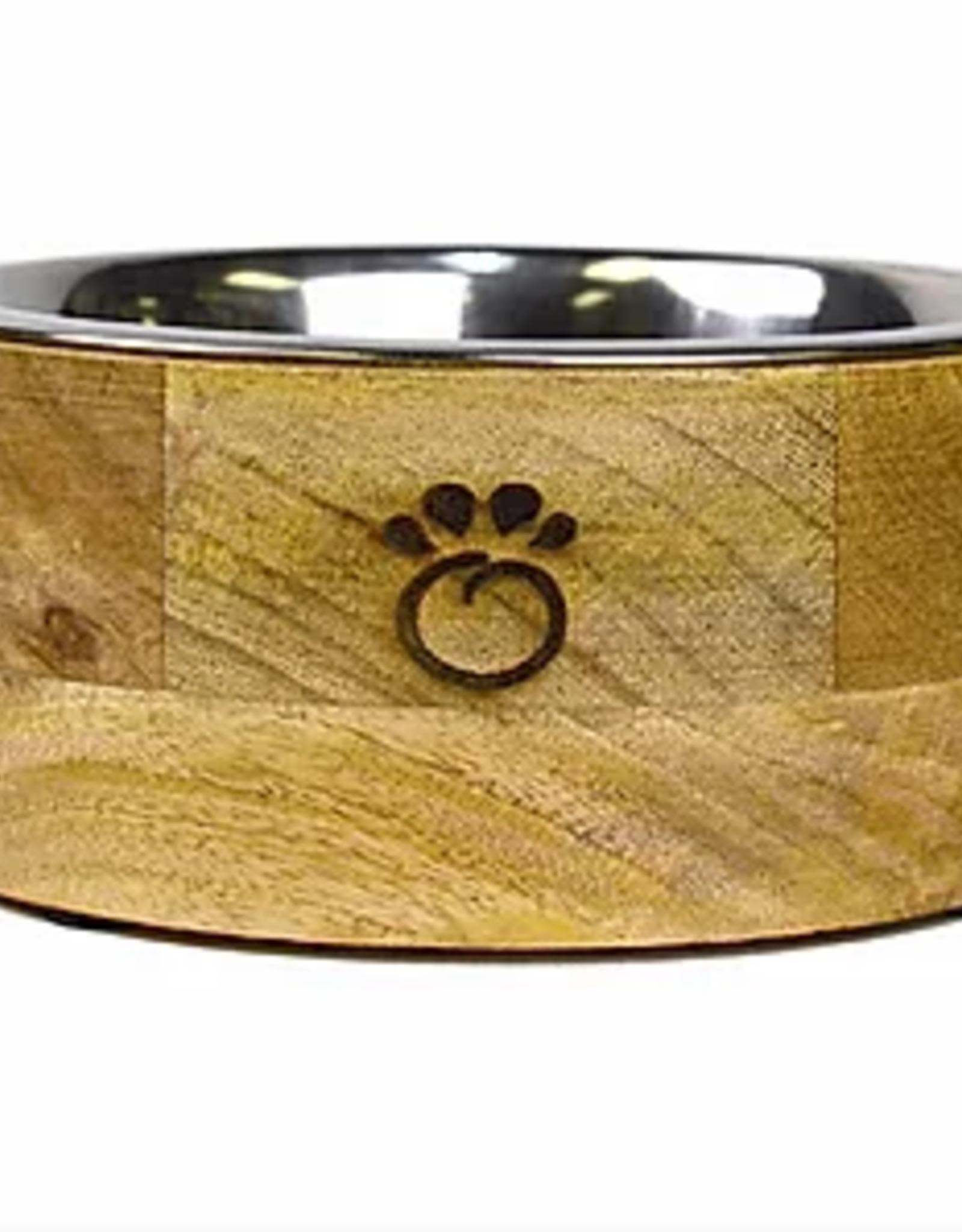 GF Pet Mango Wood Bowl (Small)