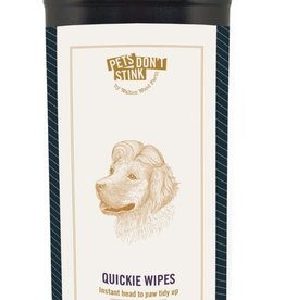 Walton Woods Pets Don't Stink - Quickie Wipes
