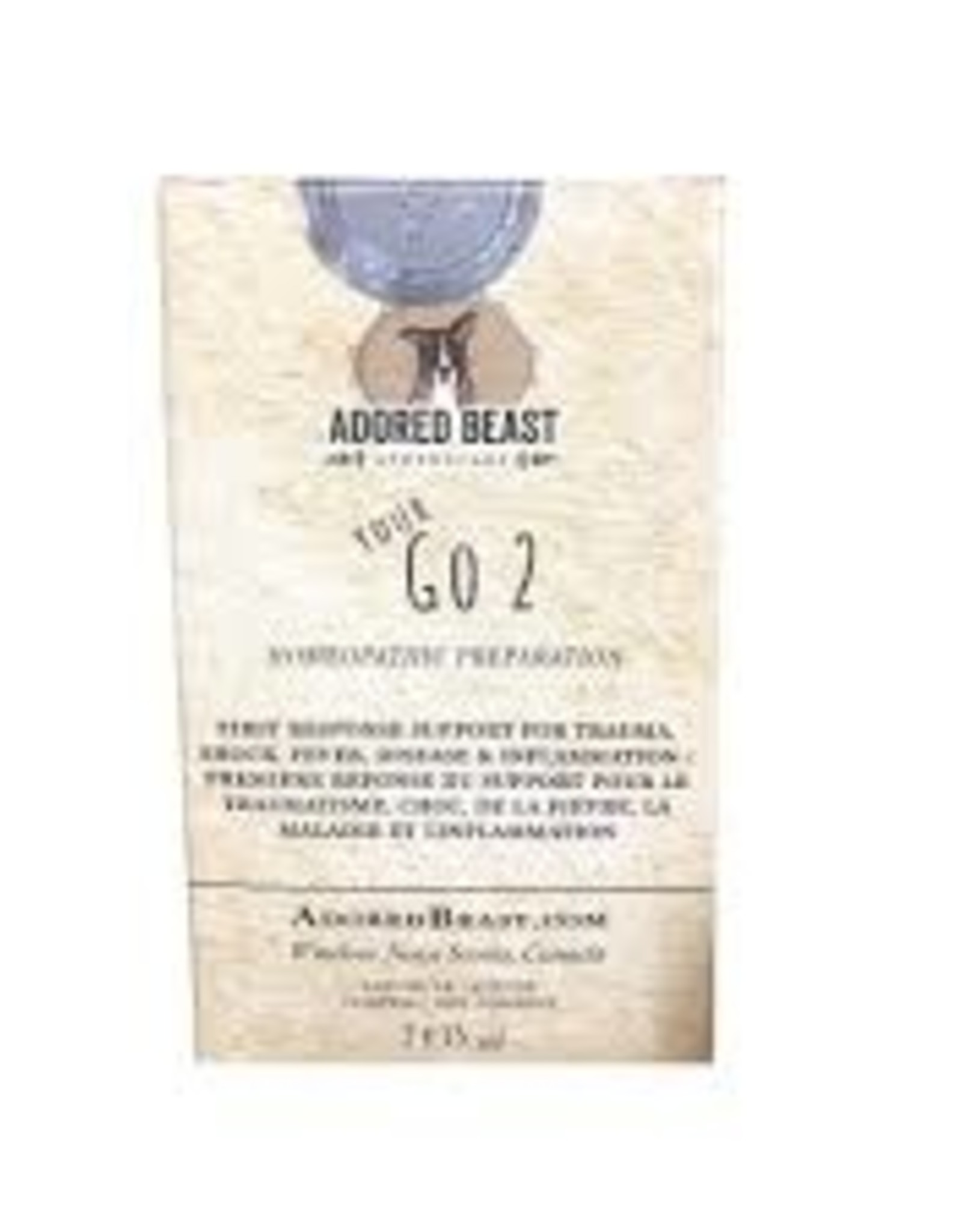 Adored Beast Apothecary Adored Beast Apothecary Go 2 2x15ml