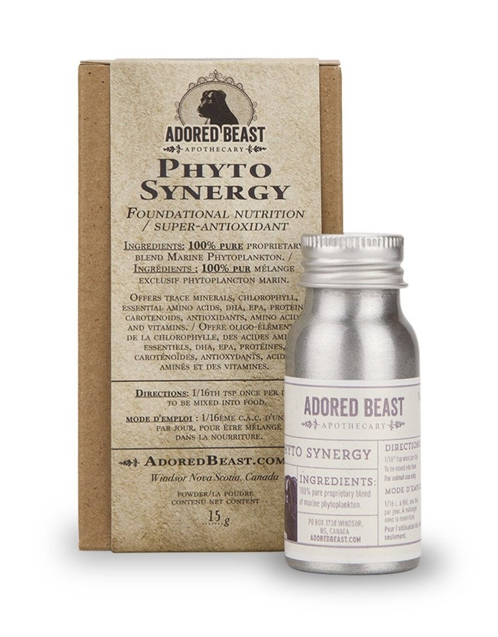 Adored Beast Apothecary Adored Beast Apothecary Phyto Synergy 15g