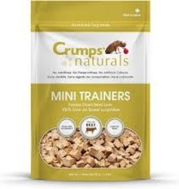 CRUMPS Mini Trainers Beef Liver 3.7 oz
