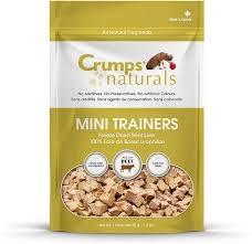 Crumps' Mini Trainers Freeze-Dried Beef Liver 50g
